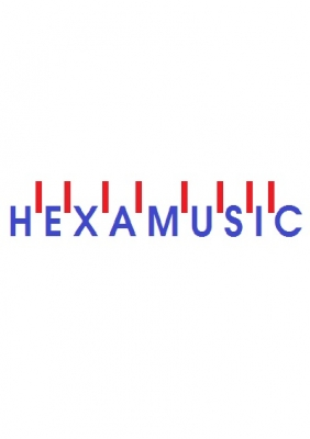 logo hexamusic